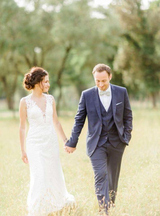mariage au domaine finili