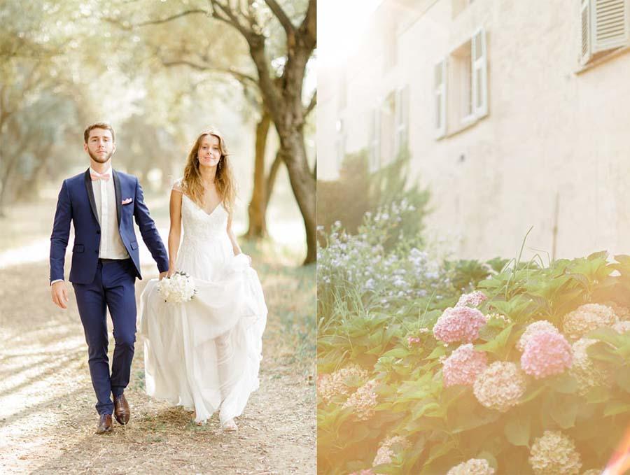 domaine de vignale mariage en corse