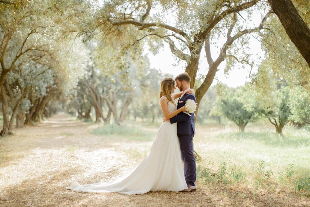 domaine vignale mariage en Corse