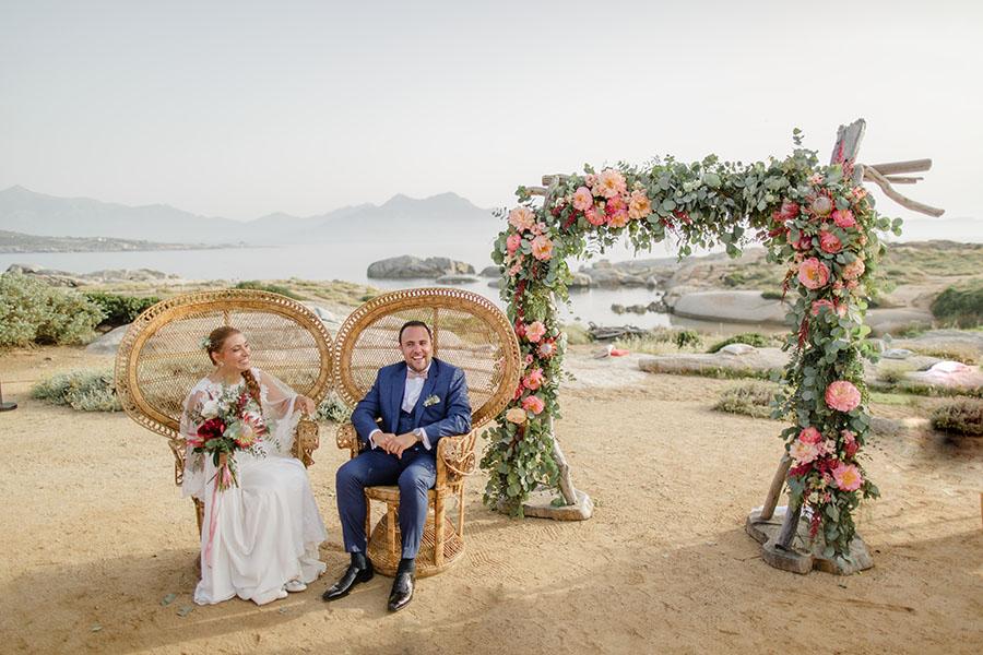 mariage lumio le rocher photographe julien soria