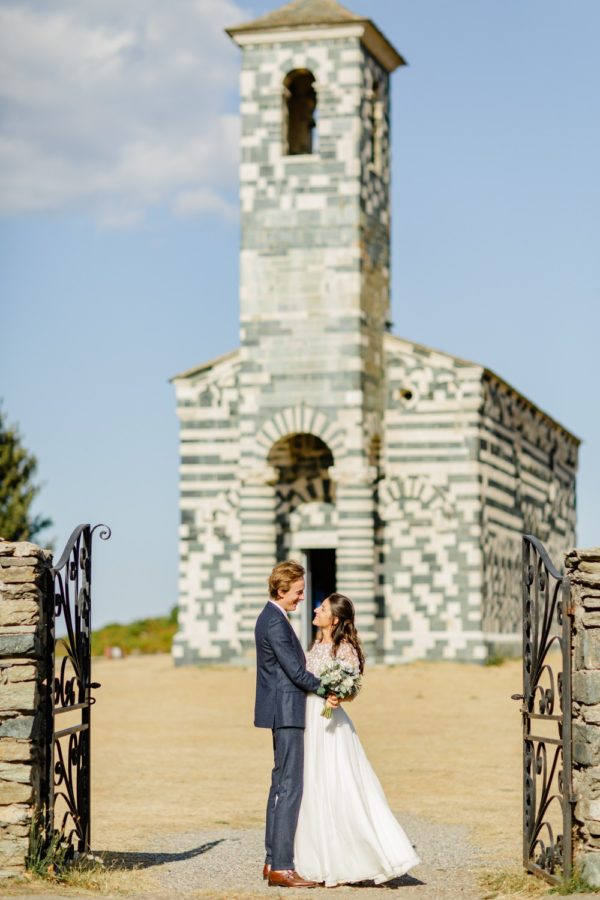 mariage a campo di monte